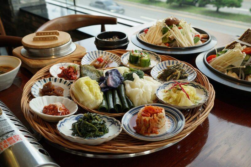 韓国お惣菜たち